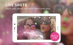 Camera MX - Photo, Video, GIF Camera & Editor screenshot 2