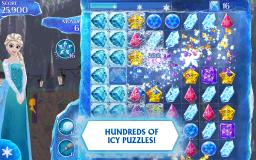 Frozen Free Fall screenshot 1