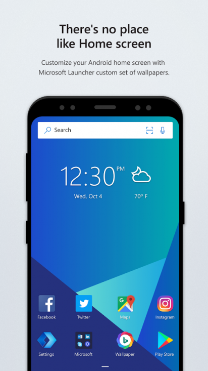 Microsoft Launcher 5 8 0 54040 APK for Android - Download