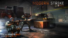 Modern Strike Online screenshot 4