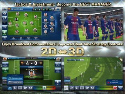 PES CLUB MANAGER 2 3 4 for Android - Download - AndroidAPKsFree