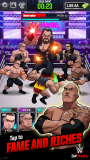 WWE Tap Mania: Get in the Ring in this Idle Tapper screenshot 1