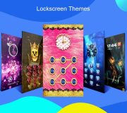 CM Launcher 3D - Theme, Wallpapers, Efficient screenshot 1