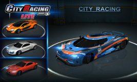 City Racing Lite screenshot 5