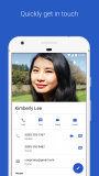 Google Contacts screenshot 4