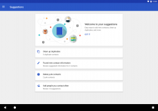 Google Contacts screenshot 5