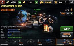 Dead Target: FPS Zombie Apocalypse Survival Game screenshot 5