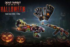 Dead Target: FPS Zombie Apocalypse Survival Game screenshot 6