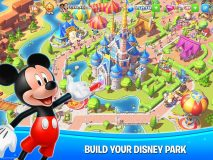 Disney Magic Kingdoms: Build Your Own Magical Park screenshot 1