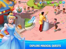 Disney Magic Kingdoms: Build Your Own Magical Park screenshot 2