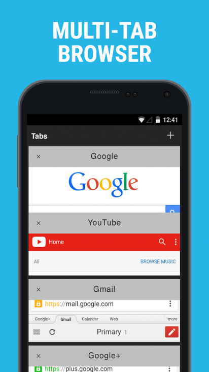 Downloader & Private Browser 3 0 1 201 for Android - Download