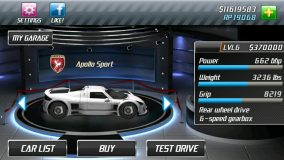 Drag Racing screenshot 3