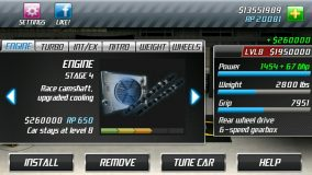 Drag Racing screenshot 5