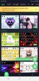 Emoji keyboard - Cute Emoticons, GIF, Stickers screenshot 1