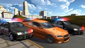 Extreme Car Driving Racing 3D screenshot 1
