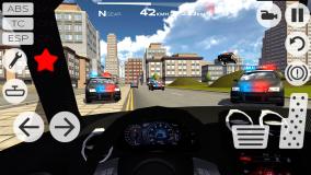 Extreme Car Driving Racing 3D screenshot 2