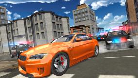 Extreme Car Driving Racing 3D screenshot 5