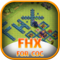 FHX Clash Of Clans 2.4 Latest for Android
