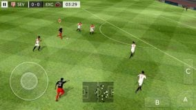 First Touch Soccer 2015 screenshot 4