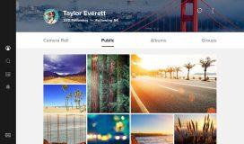 Flickr screenshot 1
