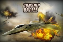 GUNSHIP BATTLE: Helicopter 3D screenshot 3
