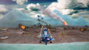 Gunship Strike 3D screenshot 5
