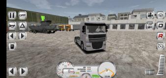 Euro Truck Evolution (Simulator) screenshot 2