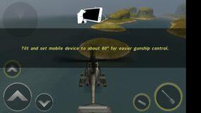 GUNSHIP BATTLE: Helicopter 3D screenshot 1