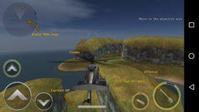 GUNSHIP BATTLE: Helicopter 3D screenshot 2