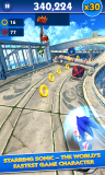Sonic Dash screenshot 1