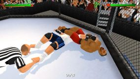 Wrestling Revolution 3D screenshot 3