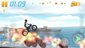 Bike Racing 3D screenshot 4