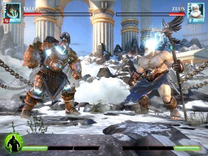 gods of rome mod apk android 1