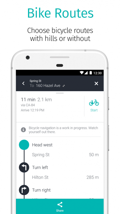 HERE WeGo 2 0 12823 for Android - Download - AndroidAPKsFree