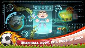 Head Soccer screenshot 2