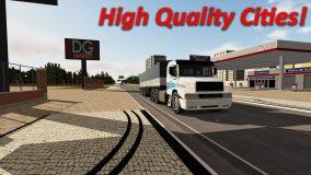 Heavy Truck Simulator screenshot 2