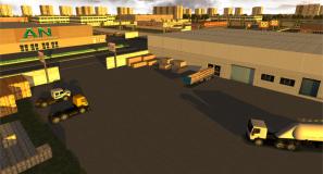 Heavy Truck Simulator screenshot 3