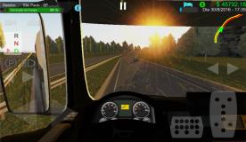 Heavy Truck Simulator screenshot 4