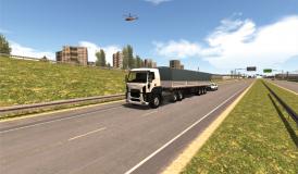 Heavy Truck Simulator screenshot 7