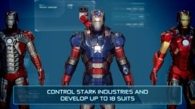 Iron Man 3 screenshot 4