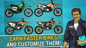 Mad Skills Motocross 2 screenshot 2