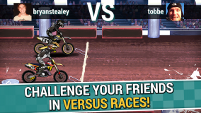 Mad Skills Motocross 2 screenshot 3