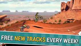 Mad Skills Motocross 2 screenshot 5