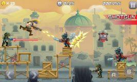 Metal Soldiers screenshot 1
