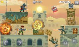 Metal Soldiers screenshot 4