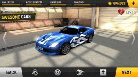 Racing Fever screenshot 4