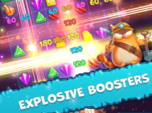 Viber Diamond Rush screenshot 4