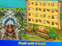 Farm Tribe 3: Cooking Island screenshot 5