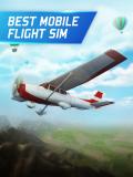 Flight Pilot Simulator 3D Free screenshot 1