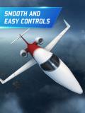 Flight Pilot Simulator 3D Free screenshot 2
